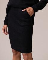 Spódnica Fraternity JZ20_W-SKI-0075 _BLACK czarny