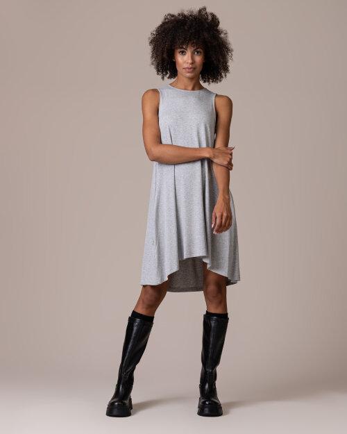 Sukienka Fraternity NOS_W-DRE-0354 NOS_GREY jasnoszary