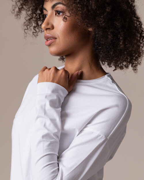 T-Shirt Fraternity NOS_W-TSH-0070 NOS_WHITE/B biały