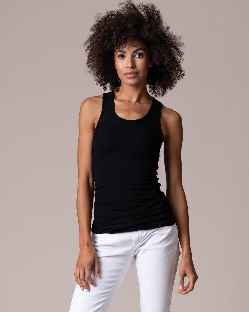 T-Shirt Fraternity NOS_W-TOP-0014 NOS_BLACK czarny