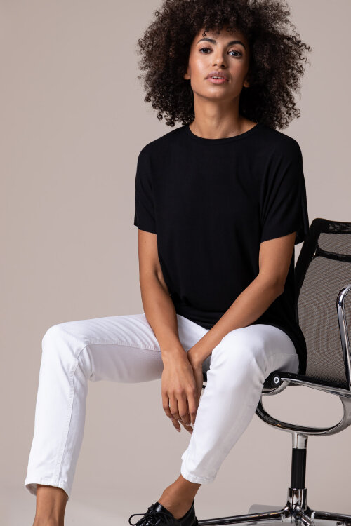 T-Shirt Fraternity NOS_W-TSH-0084 NOS_BLACK/K czarny