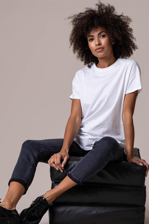 T-Shirt Fraternity NOS_W-TSH-0084 NOS_WHITE/B biały