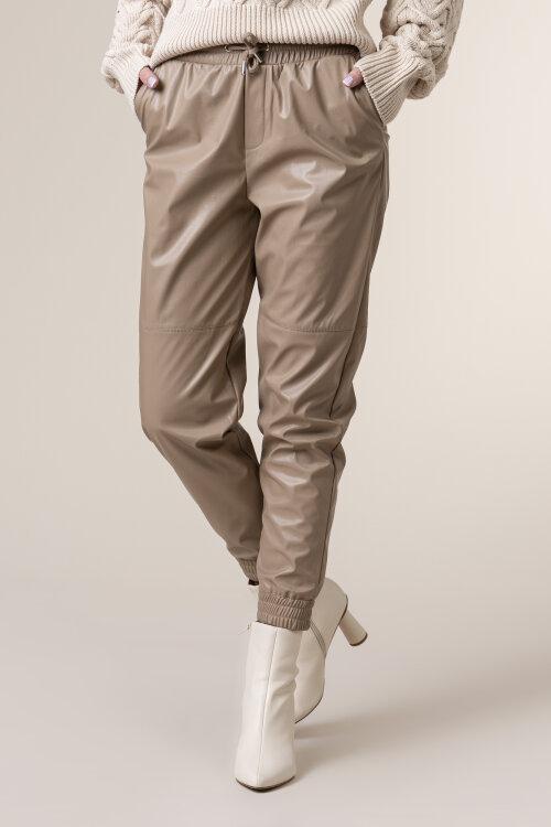 Spodnie One More Story 101524_1922 beżowy