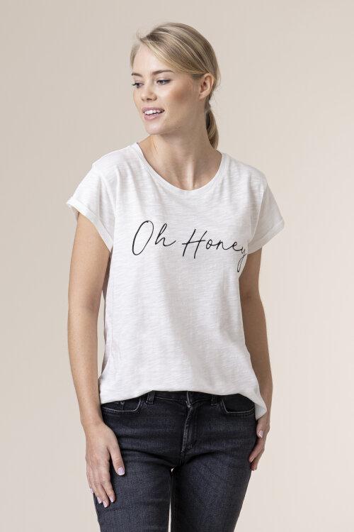 T-Shirt One More Story 101529_2001 biały