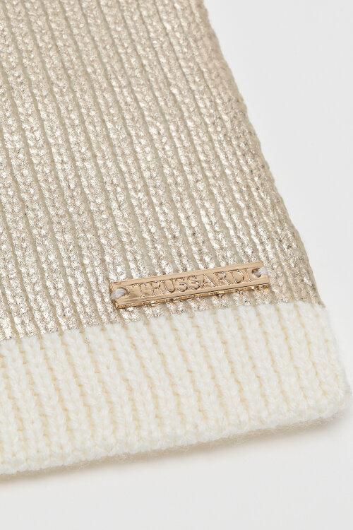 Szalik Trussardi Jeans 59Z00239_9Y099999_M050 biały