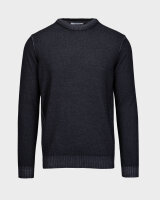 Sweter At.p.co A21463_MER_980 ciemnoszary