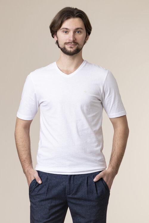 T-Shirt Fynch-Hatton SNOS1501_802 biały