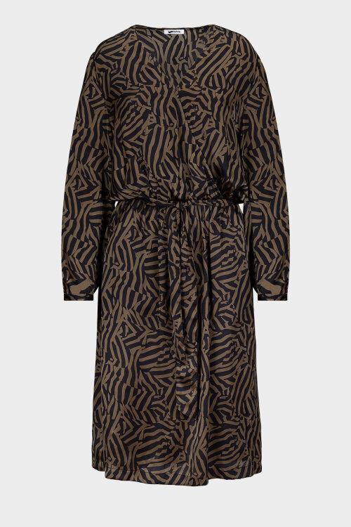 Sukienka Gas 5556_KLORINNA DRESS L._3610 czarny