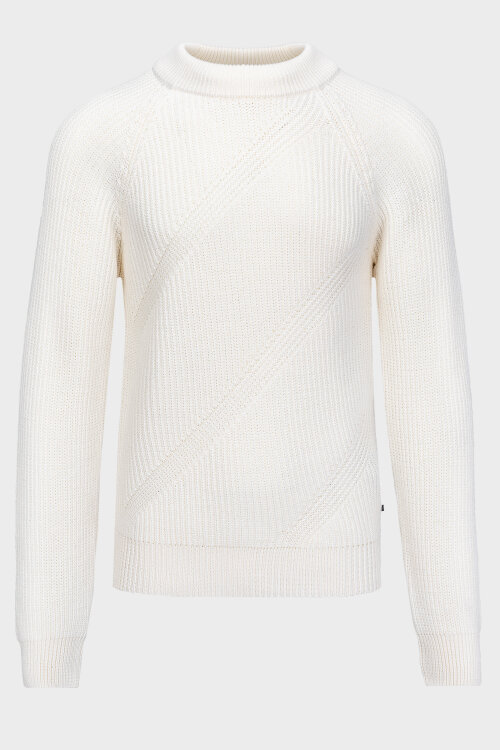 Sweter Matinique 30204858_110104 kremowy