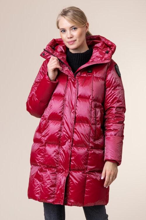 Płaszcz Blauer BLDK03019_568 czerwony