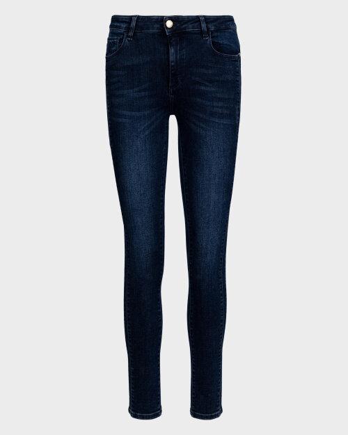 Spodnie Trussardi Jeans 56J00008_1T004372_C280 Niebieski Trussardi  56J00008_1T004372_C280 niebieski