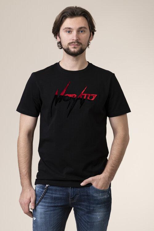T-Shirt Antony Morato MMKS01870_9000 czarny