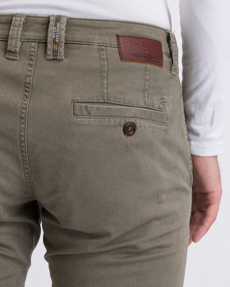 Spodnie Camel Active 9989477045_32 moro - fot:4
