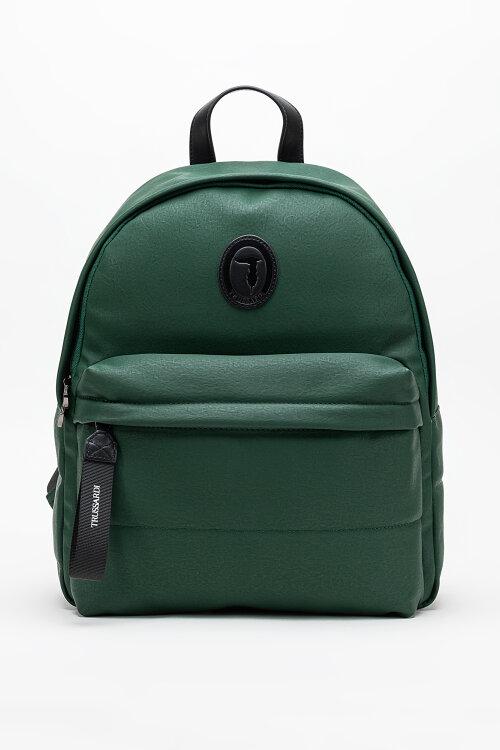 Plecak Trussardi Jeans 71B00219_9Y099999_G280 zielony