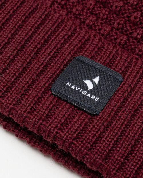 Czapka Navigare NVAC01013_286 bordowy