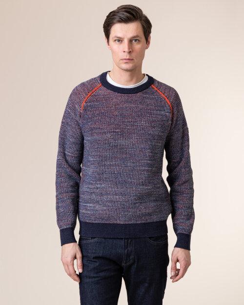 Sweter Camel Active 4K05409505_44 niebieski