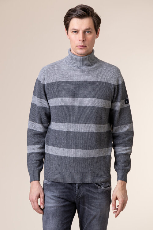 Sweter Navigare NV1030433_009 szary