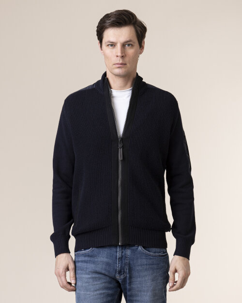Sweter Camel Active 4K15409515_44 granatowy