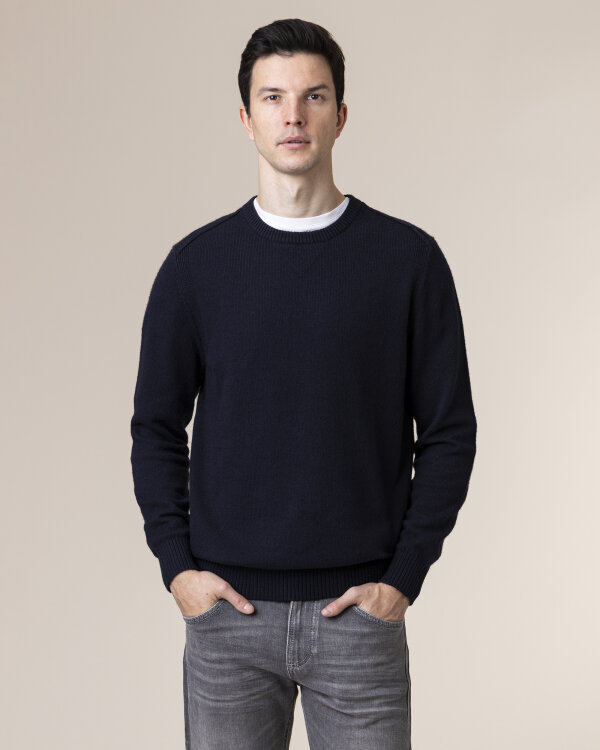 Sweter Camel Active 4K06409506_44 granatowy