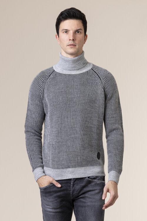 Sweter Trussardi Jeans 52M00399_0F000556_K309 szary