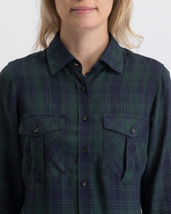 Koszula Stenströms 261005_6662_483 zielony