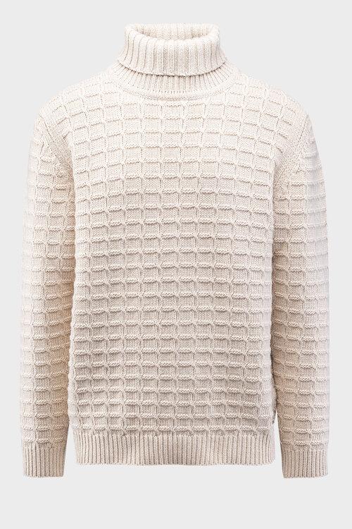 Sweter Pierre Cardin 02553_55903_7909 kremowy
