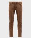 Spodnie Campione 7777710_110520_41900 brązowy