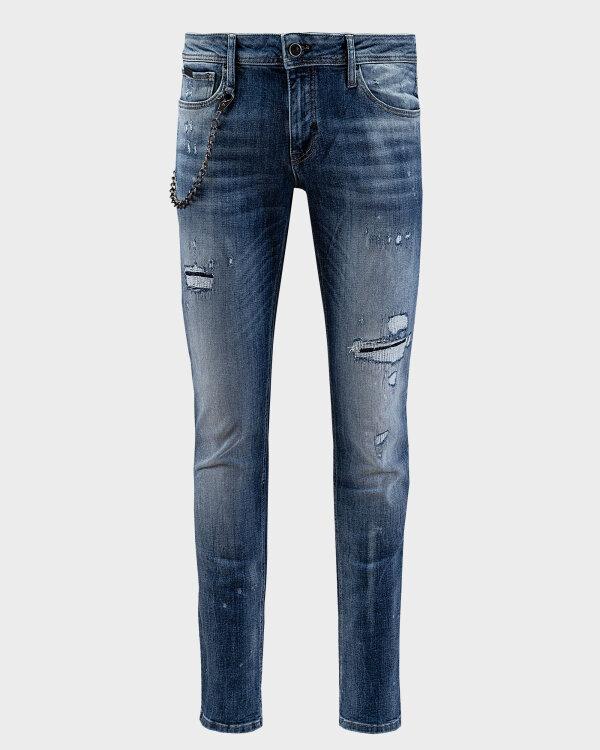 Spodnie Antony Morato MMDT00245_7010 niebieski