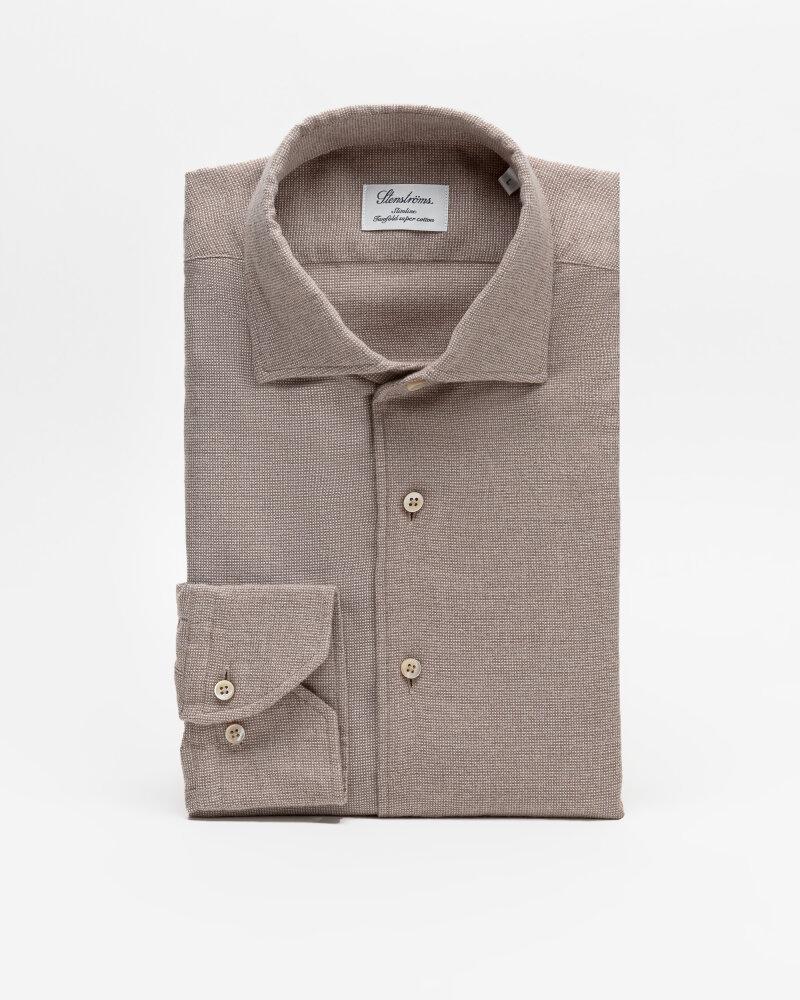 Koszula Stenstroms 702501_8026_250 beżowy - fot:1