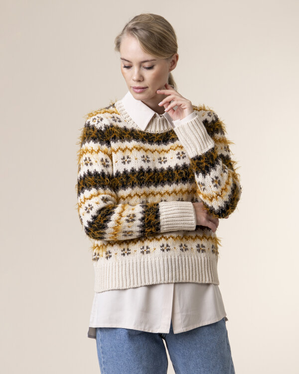 Sweter Camel Active 4K77309522_90 beżowy