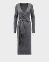 Sukienka Trussardi Jeans 56D00402_0F000565_E450 szary