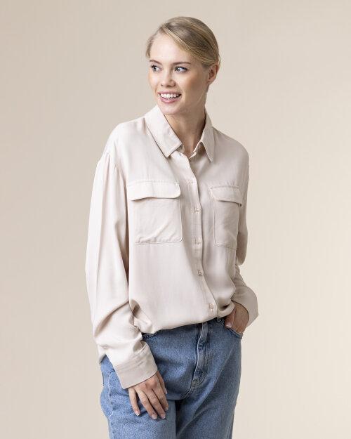 Koszula Na-Kd 1599-000118_SAND beżowy