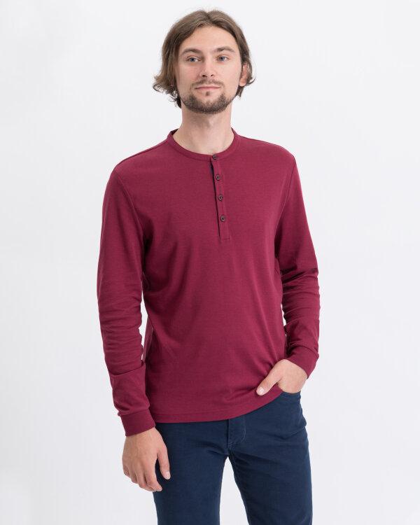 T-Shirt Pierre Cardin 92302_53506_8104 bordowy