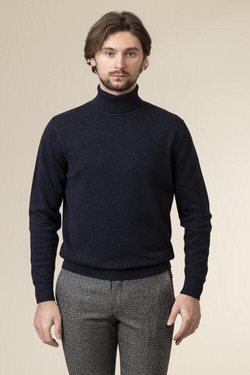 Sweter Redmond 501_11 granatowy