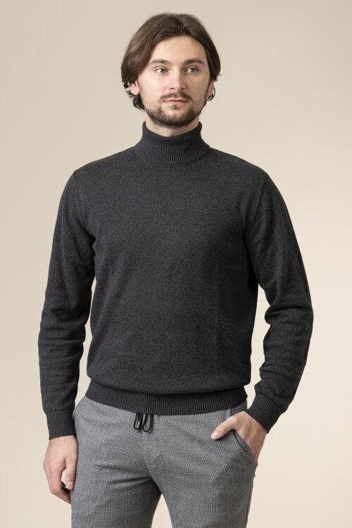 Sweter Redmond 501_79 ciemnoszary