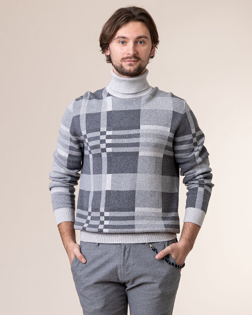 Sweter Roy Robson 091038521010000/04_Z040 szary