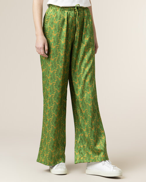 Spodnie Lollys Laundry 20405_3001_GREEN zielony