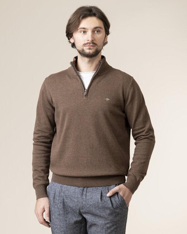 Sweter Fynch-Hatton 1220216_810 brązowy
