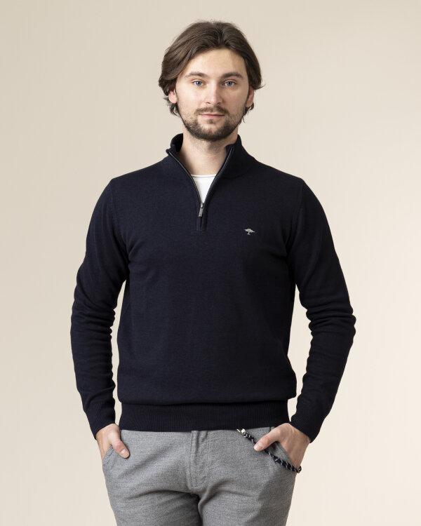Sweter Fynch-Hatton 1220216_690 granatowy