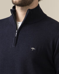 Sweter Fynch-Hatton 1220216_690 granatowy- fot-2