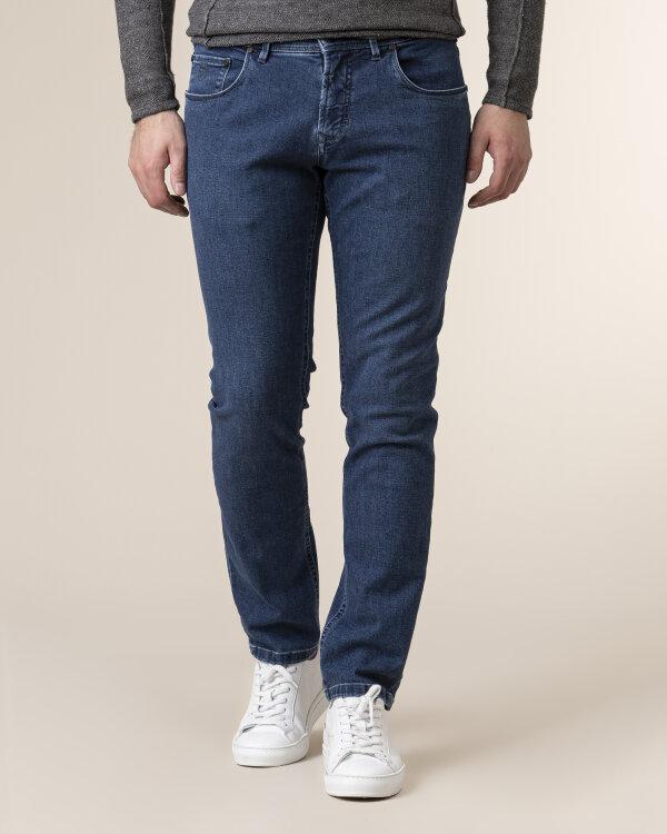 Spodnie Atelier Gardeur SAXTON 479731_467 niebieski