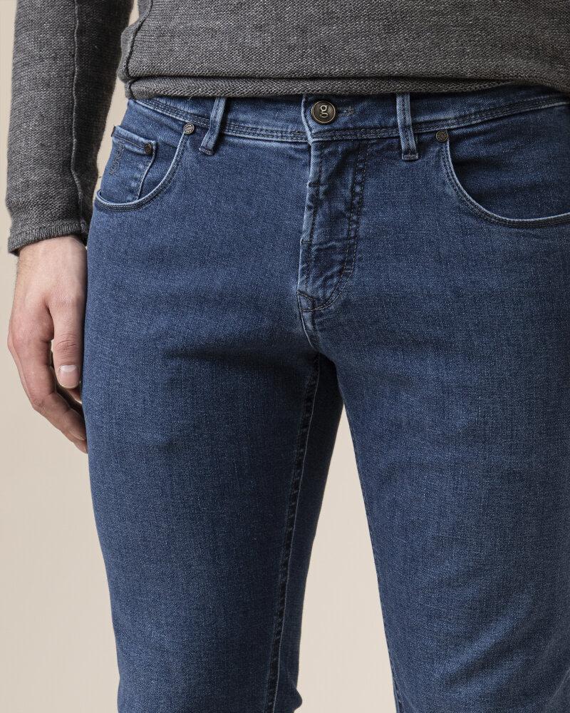 Spodnie Atelier Gardeur SAXTON 479731_467 niebieski - fot:3