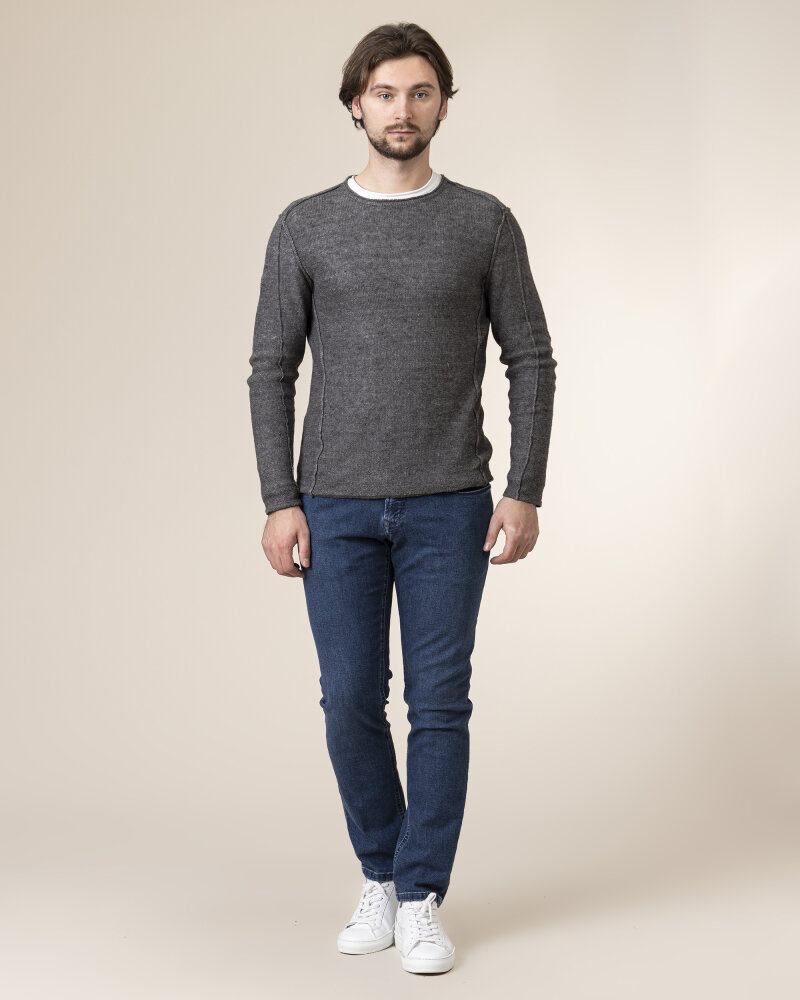 Spodnie Atelier Gardeur SAXTON 479731_467 niebieski - fot:5