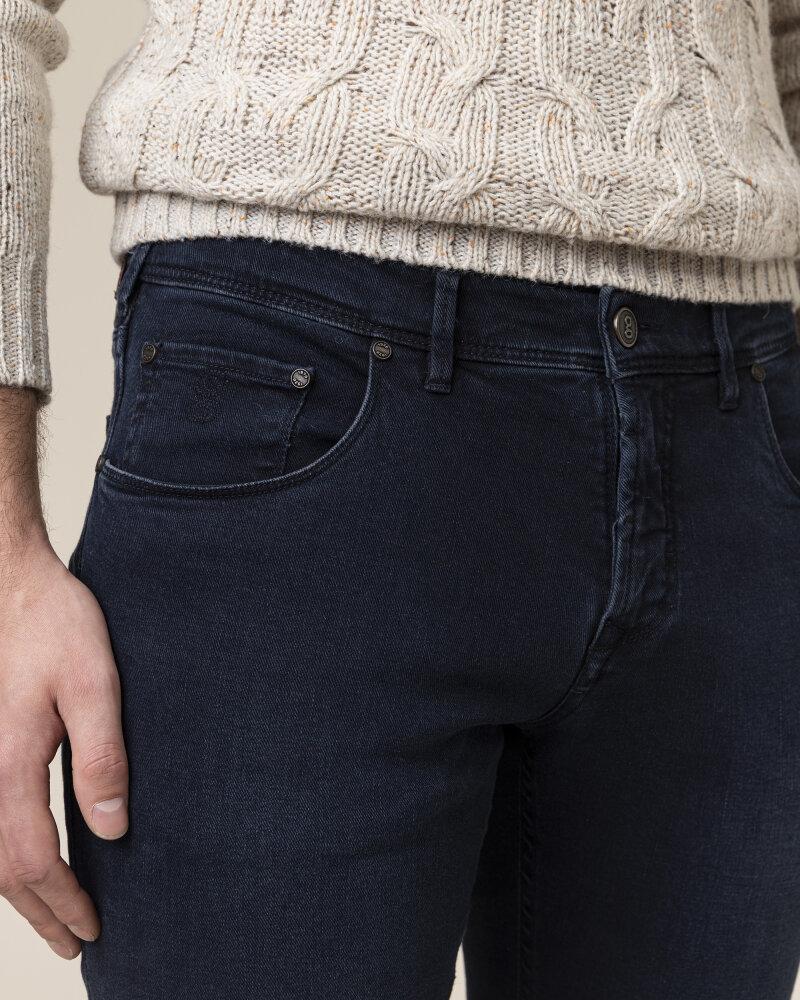 Spodnie Atelier Gardeur SAXTON 479731_169 granatowy - fot:3