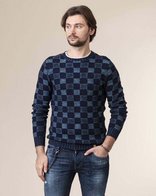 Sweter Colours & Sons 9220-170_699 TILE granatowy