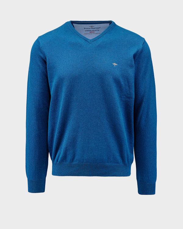 Sweter Fynch-Hatton 1220211_651 niebieski