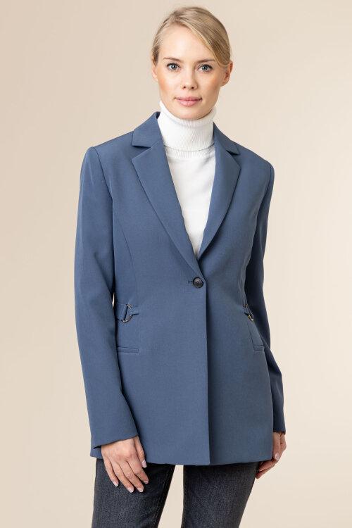 Kurtka Trussardi Jeans 526H00088_1T002800_U283 niebieski