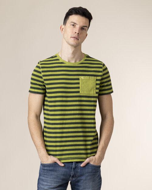 T-Shirt Camel Active 4T11409611_61 zielony