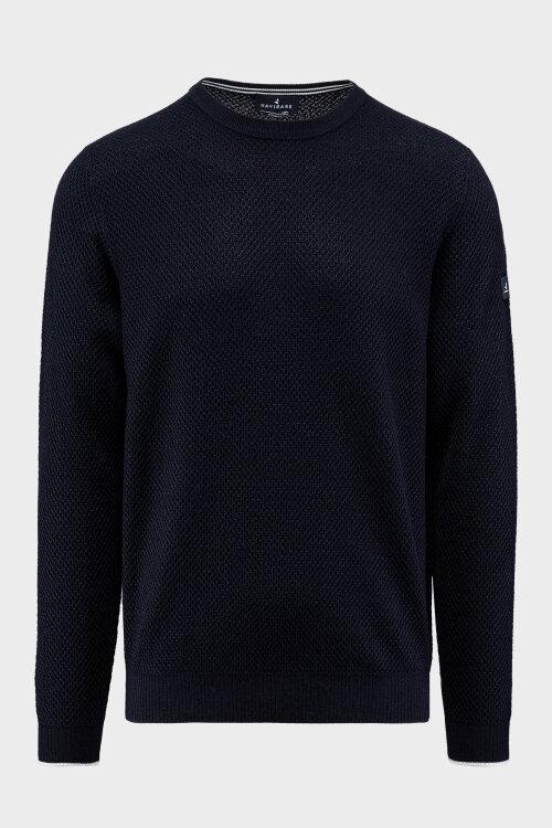 Sweter Navigare NV1025130_001 granatowy
