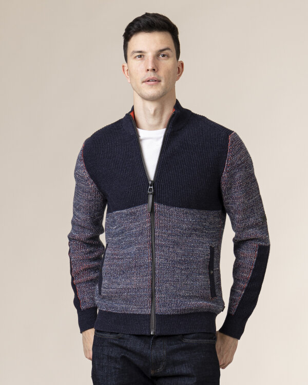 Sweter Camel Active 4K16409516_44 granatowy